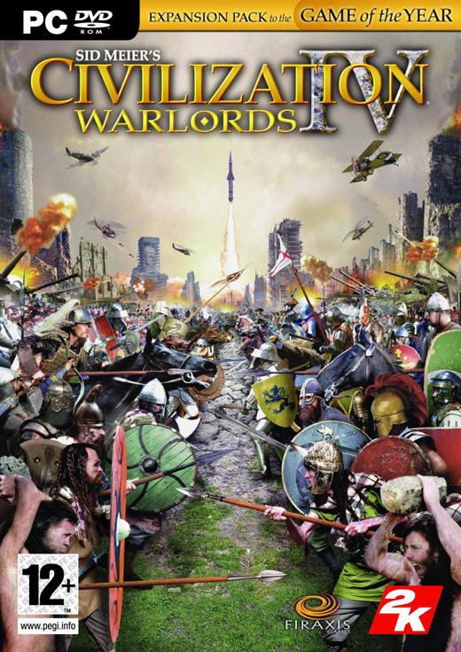 Sid Meier's Civilization IV: Warlords Expansion for PC Games
