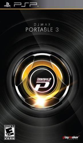 DJ Max Portable 3 for PSP