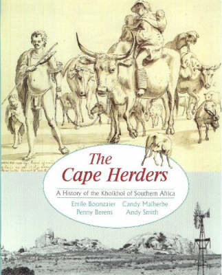 The Cape Herders by Emile Boonzaier