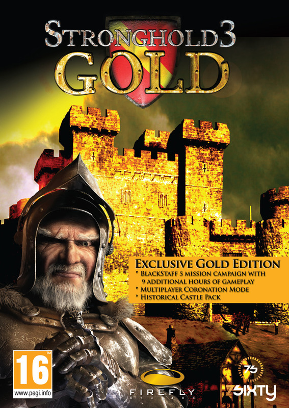 Stronghold 3 Gold Edition for PC