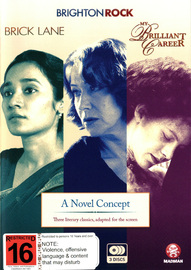 A Novel Concept Collection on DVD