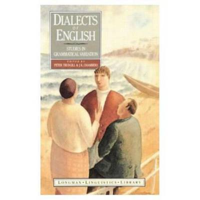 Dialects of English by Peter Trudgill image