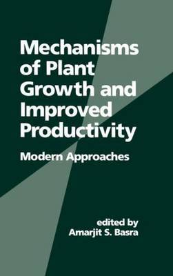 Mechanisms of Plant Growth and Improved Productivity Modern Approaches image