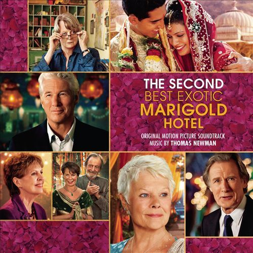 The Second Best Exotic Marigold Hotel by Original Soundtrack