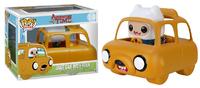 Adventure Time - Fin & Jake Car Pop! Vinyl Figure