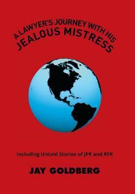 A Lawyer's Journey with His Jealous Mistress by Jay Goldberg