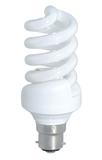 Elite: Mini Spiral B22 Energy Saving Bulb - 20W