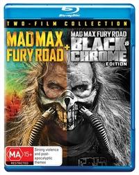 Mad Max: Fury Road - Black & Chrome Edition on Blu-ray