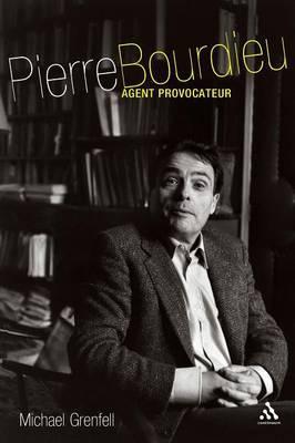 Pierre Bourdieu by Michael Grenfell image