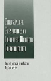 Philosophical Perspectives on Computer-Mediated Communication image