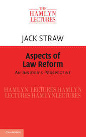 The Hamlyn Lectures by Jack Straw