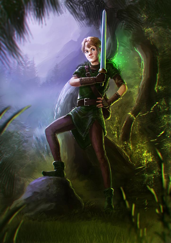 Neverlands Legacy - Board Game image