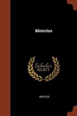 Mencius by Mencius image
