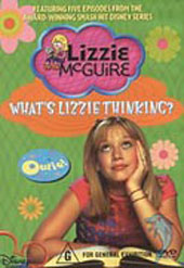 Lizzie McGuire Vol. 4 on DVD