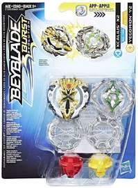 Beyblade: Burst - Xcalius and Yegdrion Duo Pack