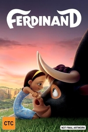 Ferdinand on Blu-ray