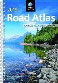 Rand McNally 2019 Large Scale Road Atlas by Rand McNally