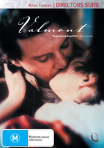 Valmont on DVD