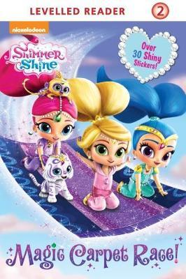 Shimmer & Shine Reader Magic Carpet Race