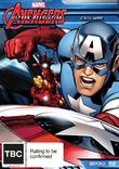 Avengers Assemble: Civil War on DVD