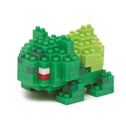 nanoblock: Pokemon - Bulbasaur
