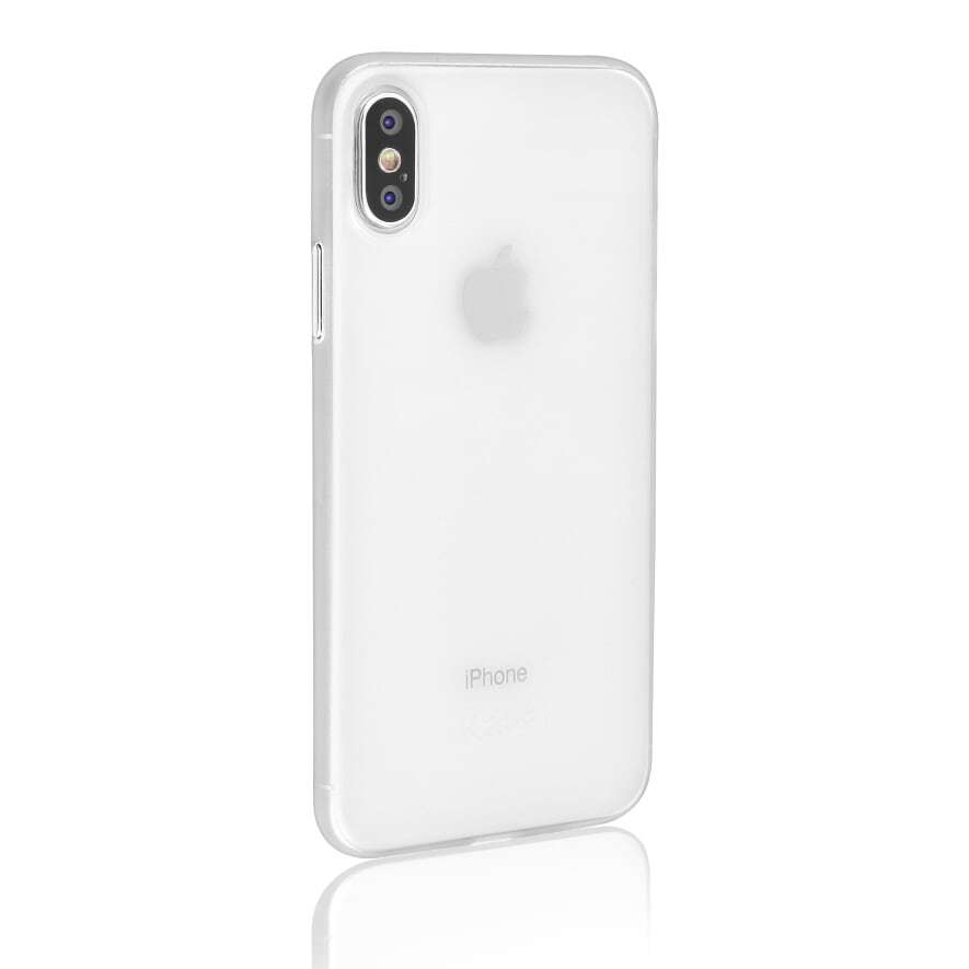 Kase Go Original iPhone X Slim Case- White Knight image