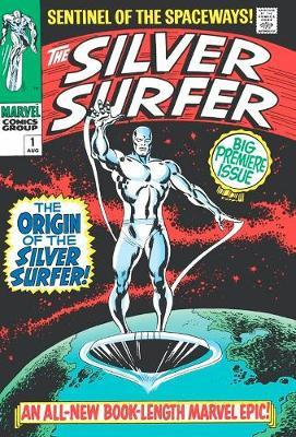 Silver Surfer Omnibus Vol. 1 by Marvel Comics