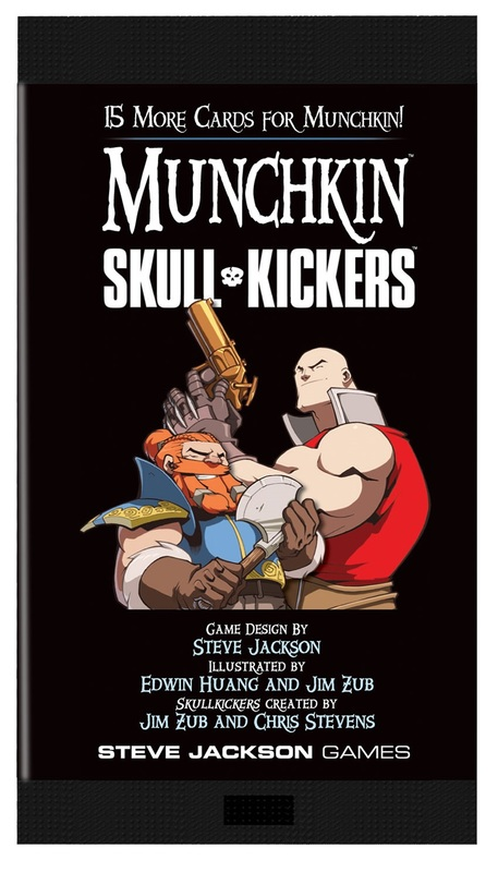 Munchkin: Skullkickers - Expansion Booster