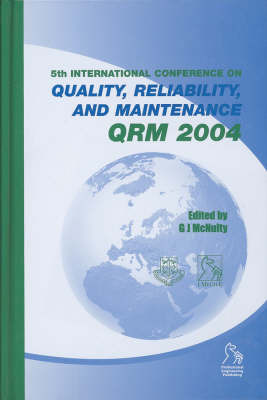 Quality, Reliability and Maintenance 2004 image