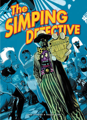 The Simping Detective by Simon Spurrier image