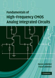 Fundamentals of High-Frequency CMOS Analog Integrated Circuits by Duran Leblebici image