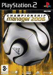 Championship Manager 2006 for PlayStation 2