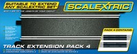 Scalextric Track Extension Pack 4 image