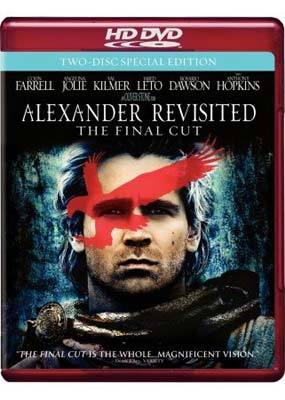 Alexander Revisited - The Final Cut on HD DVD
