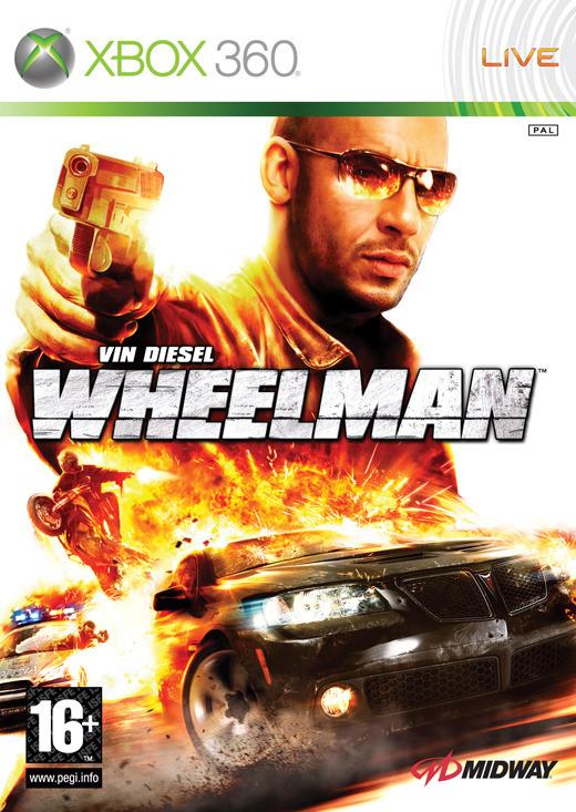 The Wheelman for X360