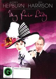 My Fair Lady on DVD