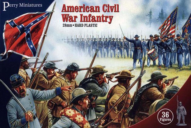 American Civil War: Infantry (1861-1865)