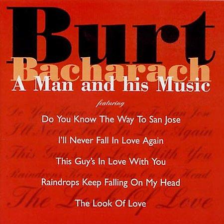 Man & His Music by Burt Bacharach image