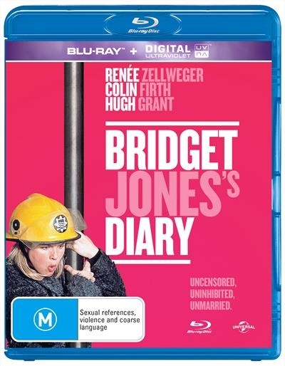 Bridget Jones's Diary on Blu-ray image