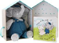 Meiya & Alvin: Alvin the Elephant Plush - Deluxe Plush Gift Set