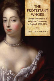 The Protestant Whore by Alison Conway image