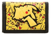 Pokemon: Pikachu - Velcro Wallet