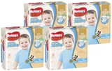 Huggies Ultimate Nappy Pants Bulk Shipper - Junior Boy 16+ kg (104)