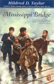 Mississippi Bridge by Mildred Delois Taylor image