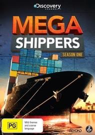 Mega Shippers - Season One on DVD image