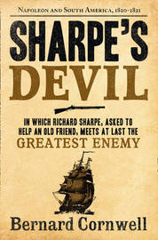 Sharpe's Devil by Bernard Cornwell image