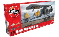 Airfix 1:72 Fairey Swordfish Mk.1 - Model Kit