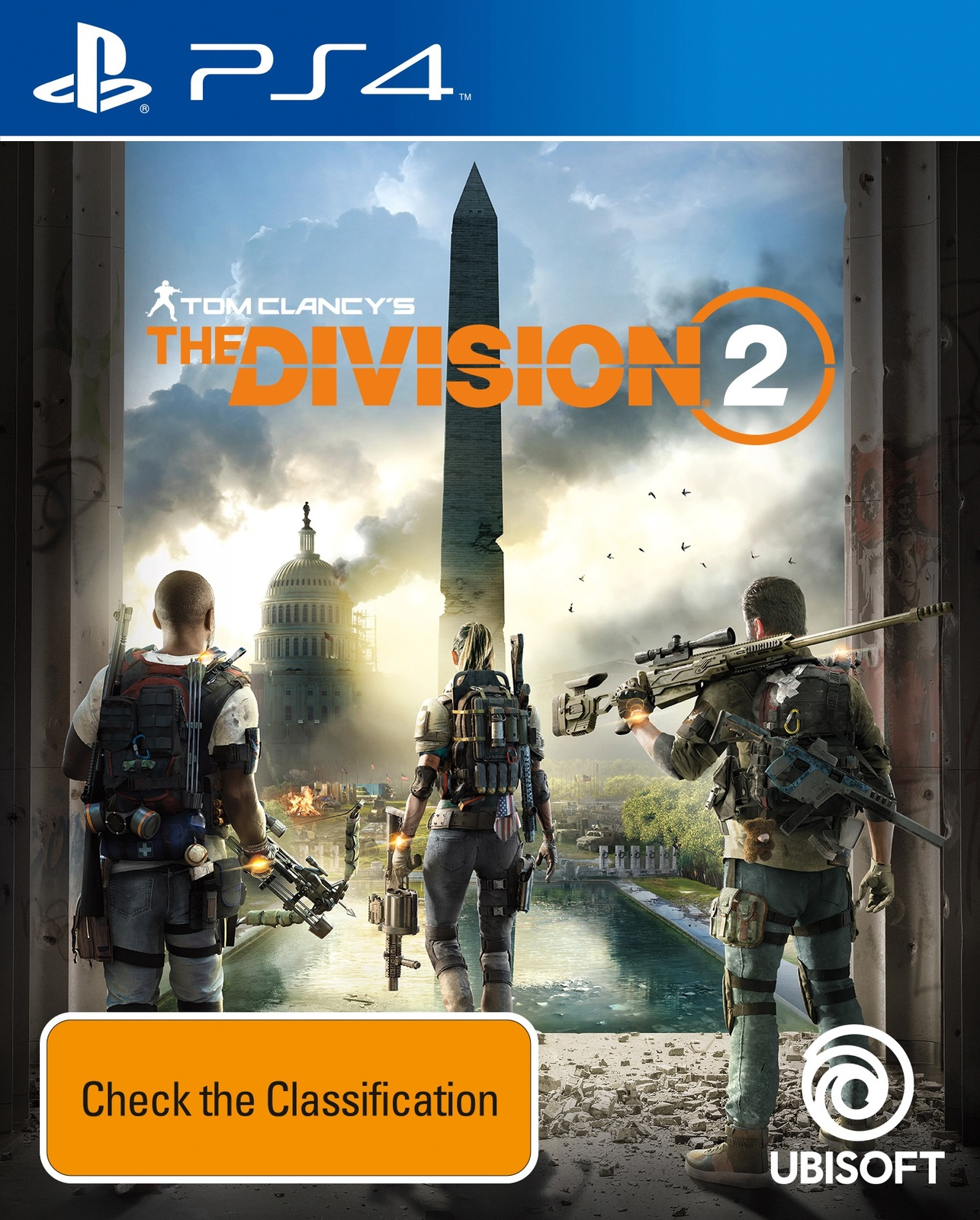 Tom Clancy's The Division 2 screenshot
