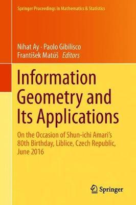 Information Geometry and Its Applications image