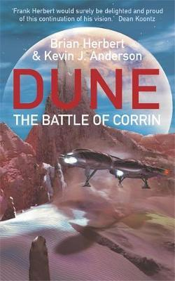 The Battle of Corrin (Legends of Dune #3) by Kevin J. Anderson